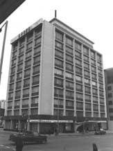 Premier siège social du SEFPO/SEFPO