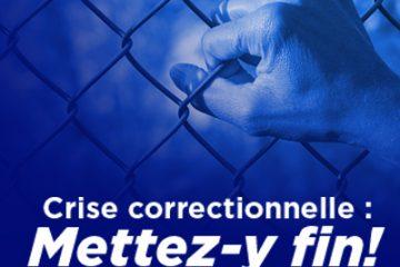 Rendre hommage au personnel correctionnel n'a jamais été aussi important