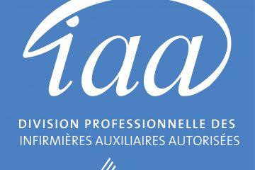 Division professionnelle des infirmières auxiliaires autorisées (IAA) SEFPO