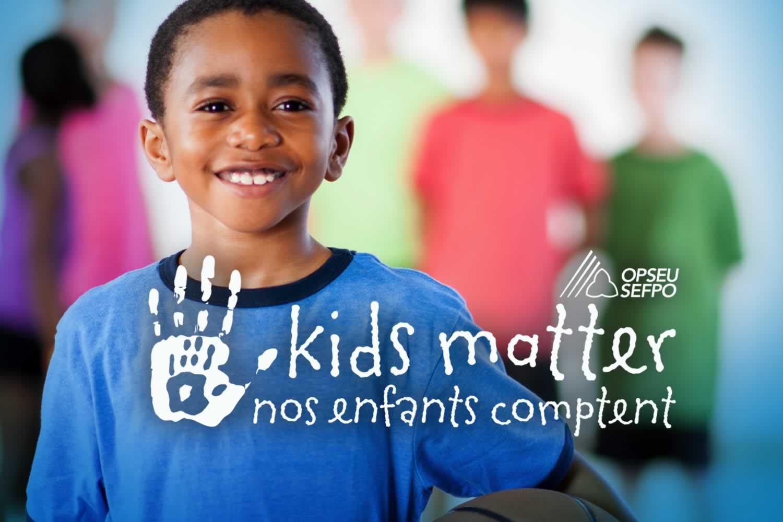 OPSEU Kids Matter / SEFPO Nos enfants comptent