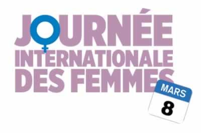 Journee internationale des femmes