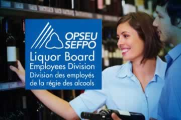 Liquor Board Employees Division Logo
