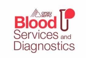 Blood services and Diagnostics logo