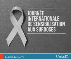 Journée de sens aux surdoses