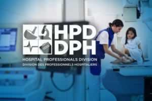 HPD - Hospital Professionals Division / DPH - Division des professionnels hospitaliers