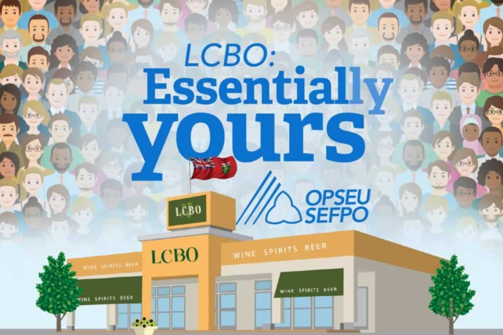 LCBO: Essentially Yours. Image of LCBO Store