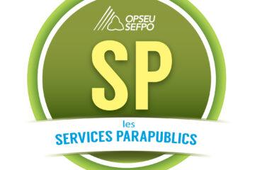 SP: les services parapublics